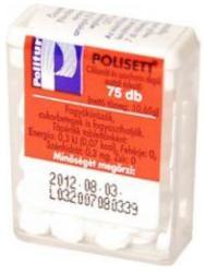 POLISETT Édesitő tabletta 75db