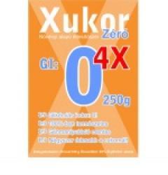 Xukor Édesítőszer ZÉRÓ 4X 250g