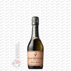 BILLECART-SALMON Brut Rosé 0.375L (Száraz)