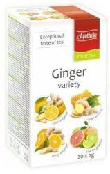 Apotheke Gyömbér Tea Variációk 20 filter