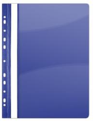 DONAU Gyorsfűző lefűzhető A4 PVC sötétkék (1704SK)