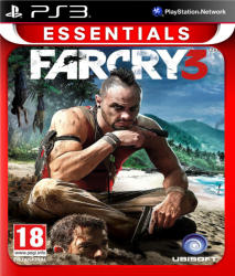 Ubisoft Far Cry 3 [Essentials] (PS3)