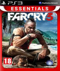 Ubisoft Far Cry 3 [Essentials] (PS3)