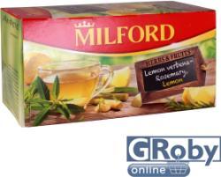 Milford Citrom Verbéna-Rozmaring Tea 20 filter