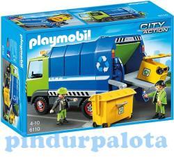 Playmobil Kukásautó (6110)