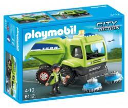 Playmobil Városi utcaseprő autó (6112)