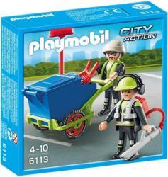 Playmobil Várostisztító csapat (6113)