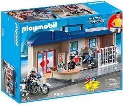 Playmobil Rendőrségi állomás (5299)