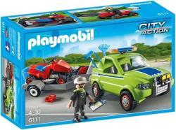 Playmobil Karbantartó jármű fűnyíróval (6111)