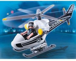 Playmobil Rendőrségi helikopter (5916)