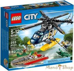 LEGO City - Helikopteres üldözés (60067)