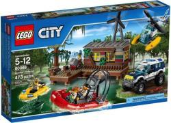 LEGO City - Bűnözők búvóhelye (60068)