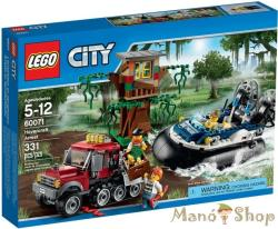 LEGO City Légpárnás hajós letartóztatás 60071
