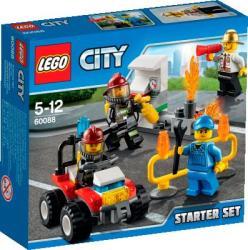 LEGO City - Tűzoltó kezdő készlet (60088)