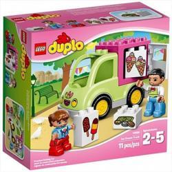 LEGO Duplo - Fagylaltos kocsi (10586)