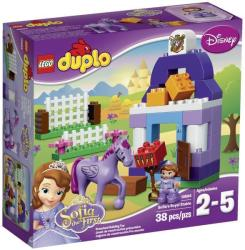 LEGO Duplo - Szófia hercegnő fenséges istállója (10594)