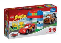 LEGO Duplo - Disney Pixar - Verdák Autóverseny (10600)