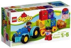 LEGO Duplo - Első traktorom (10615)