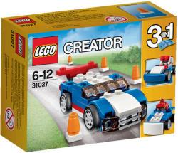 LEGO Creator - Kék versenyautó (31027)