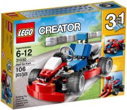LEGO Creator - Piros Go-Kart (31030)