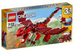 LEGO Creator - Tűzvörös teremtmények (31032)