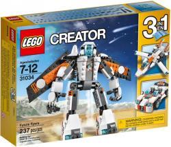LEGO Creator - A jövő repülői (31034)
