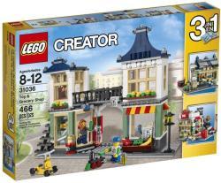 LEGO Creator - Játék- és élelmiszerbolt (31036)