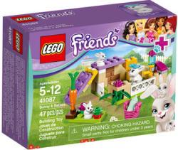 LEGO Friends - Nyuszi és a kicsik (41087)