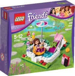 LEGO Friends - Olivia kerti medencéje (41090)