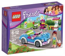 LEGO Friends - Mia sportkocsija (41091)