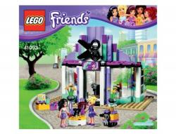 LEGO Friends - Heartlake Hair Salon (41093)