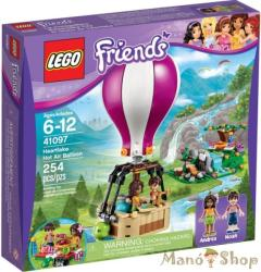 LEGO Friends - Heartlake hőlégballon (41097)