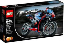LEGO Technic - Street Motorcycle (42036)