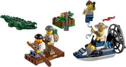 LEGO City - Mocsári rendőrség kezdő készlet (60066)