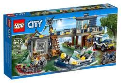 LEGO City - Mocsári rendőrkapitányság (60069)