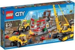 LEGO City - Bontási terület (60076)
