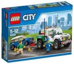 LEGO City - Autómentő (60081)