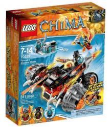 LEGO Chima - Tormak árnyékpengéje (70222)