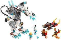 LEGO Chima - Jégharapó fúrókarommal (70223)