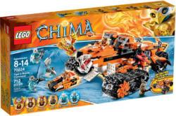 LEGO Chima - Tigris önjáró harcigépe (70224)