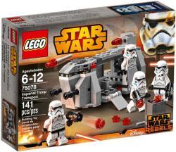 LEGO Star Wars - Birodalmi csapatszállító (75078)