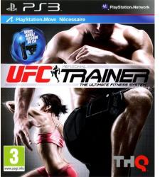 THQ UFC Personal Trainer [Leg Strap Bundle] (PS3)