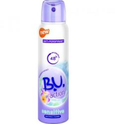 B.U. In Action - Sensitive (Deo spray) 150ml