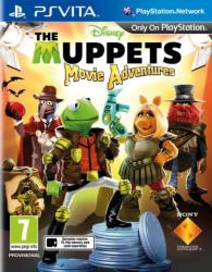 Sony The Muppets Movie Adventures (PS Vita)