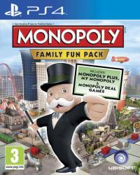 Ubisoft Monopoly Family Fun Pack (PS4)