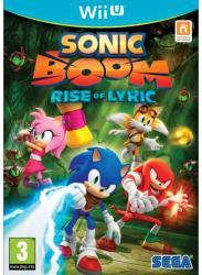 SEGA Sonic Boom Rise of Lyric (Wii U)