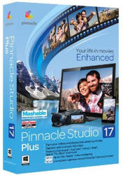 Pinnacle Studio 18 Plus PNST18PLMLEU