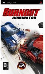Electronic Arts Burnout Dominator [Platinum] (PSP)