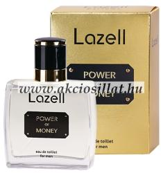 Lazell Power of Money EDT 100ml