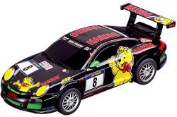 Carrera GO!!! Porsche GT3 HARIBO Racing pályaautó 61288
